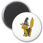 Kitty Witch Magnets