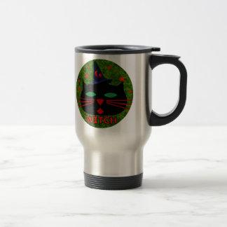 Kitty Witch Travel Mug
