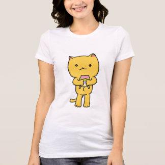 Kitty Women's Bella+Canvas Favorite Jersey T-Shirt