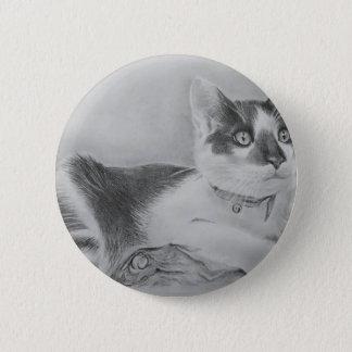 Kittycat Button