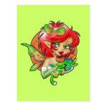 Kittycat Fairy Post Cards