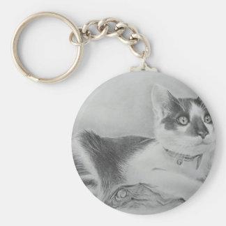 Kittycat Keychain
