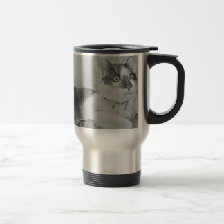 Kittycat Travel Mug