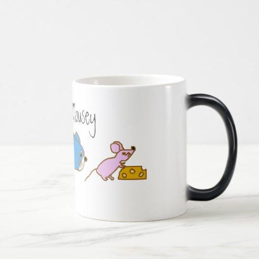 kittynmousey, Kittie N Mousey Coffee Mugs