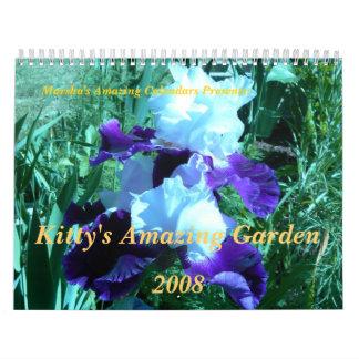 Kitty's Amazing Garden Calendar