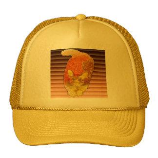 Kitty's Breakfast Order Mesh Hats