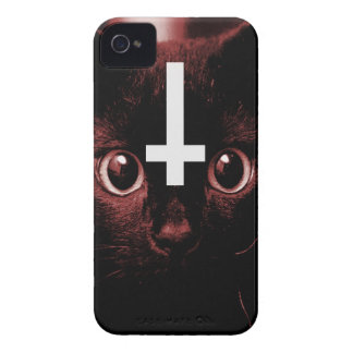 Kitty's Cross Case-Mate iPhone 4 Cases