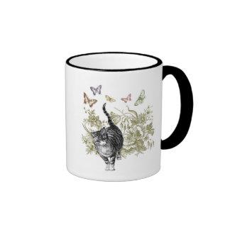 Kitty's Garden Mug