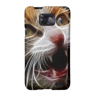 Kitty's Hungry Galaxy SII Covers