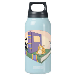 Kitty's Tale Insulated Water Bottle