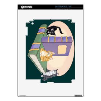 Kitty's Tale Skin For iPad 2