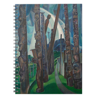 Kitwancool by Emily Carr Notebook