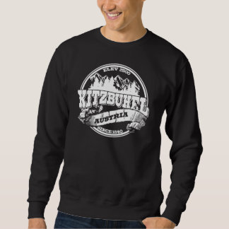 Kitzbühel Old Circle White Sweatshirt