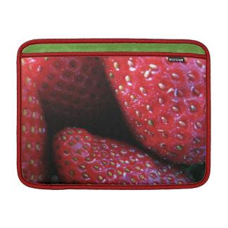 KIW Sparks: Fruit Juicy Rickshaw Sleeve MacBook Sleeves