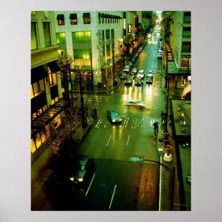 KIW Sparks Night Street Poster