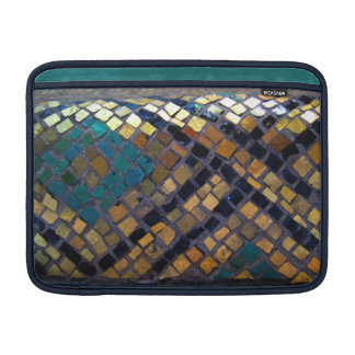KIW Sparks: Pat Tessellation Rickshaw Sleeve MacBook Air Sleeve