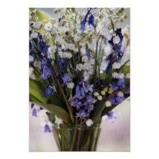 KIW Sparks: Spring Bouquet Posters