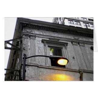 KIW Sparks: Urb Streetlamp Card