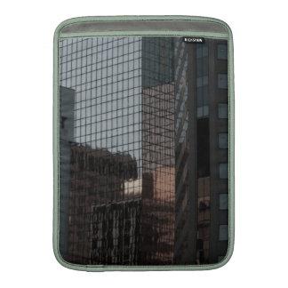 KIW Sparks: Urb The Pale City Rickshaw Sleeve MacBook Air Sleeves
