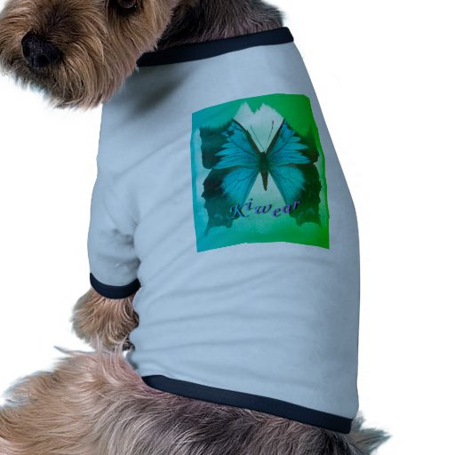 Kiwear Butterfly 2 Dog Tshirt