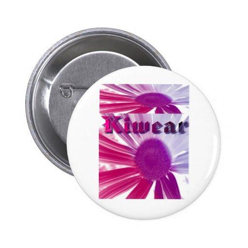 Kiwear Flloral Pin