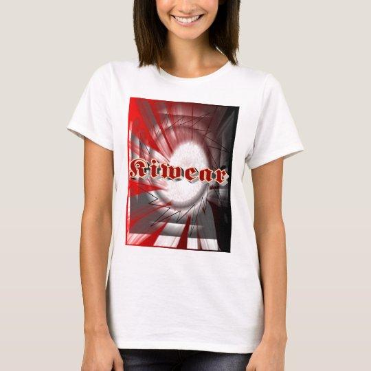 Kiwear Red T-Shirt