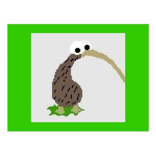 Kiwi 1 postal