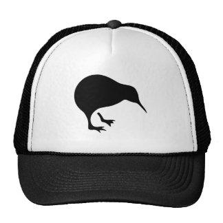 Kiwi All blacks and All Whites New Zealand gear Trucker Hat