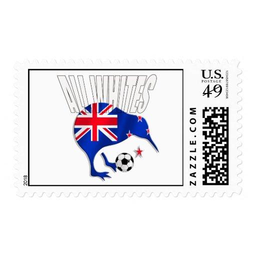 Kiwi All Whites logo shirts and gifts Postage