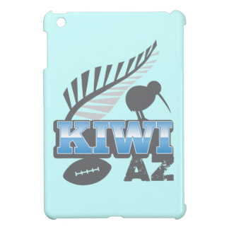 KIWI AZ rugby bird and silver fern iPad Mini Case