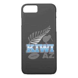 KIWI AZ rugby bird and silver fern iPhone 8/7 Case
