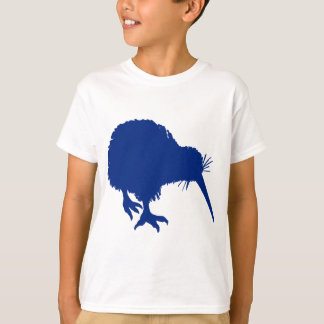 Kiwi azul playera