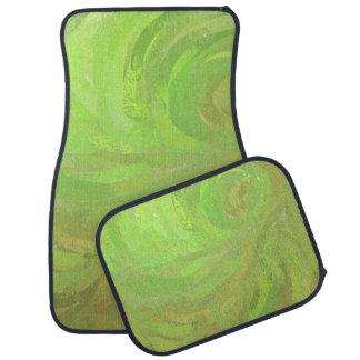 Kiwi Bash Car Floor Mat