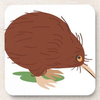 Kiwi Bird Drink Coaster