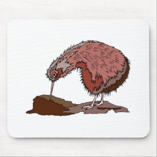 Kiwi Bird Mouse Pads
