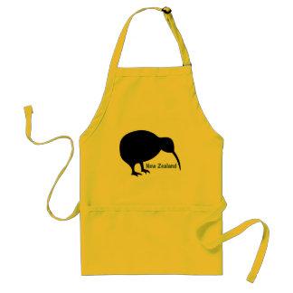 Kiwi Bird - New Zealand Adult Apron