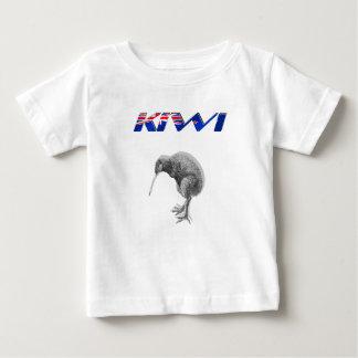 Kiwi Bird New Zealand flag logo gifts Shirts