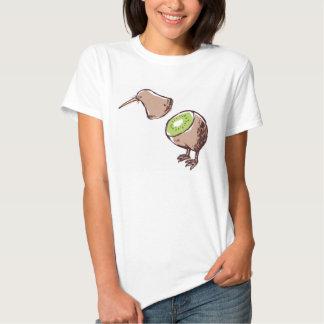 Kiwi bird tshirt