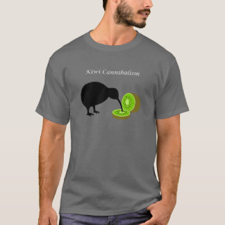 Kiwi Cannibalism T-Shirt