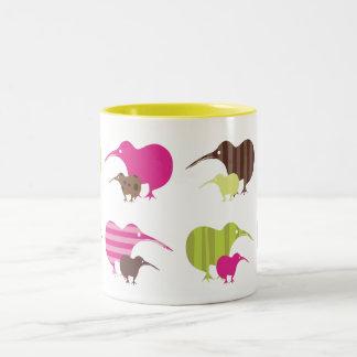 Kiwi Coffee Mug