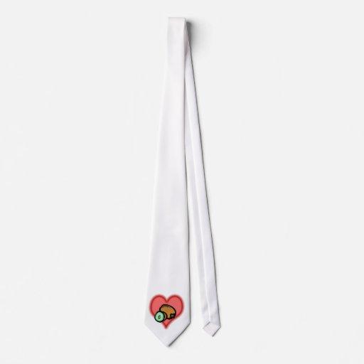 kiwi corbatas personalizadas