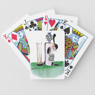 kiwi cricket batting lesson, tony fernandes bicycle playing cards