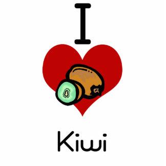 Kiwi de amor y odio I Esculturas Fotograficas