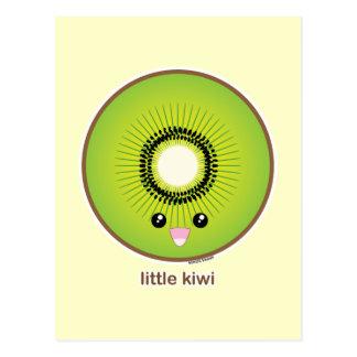 Kiwi de Kawaii Postal