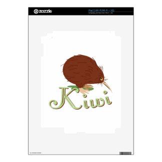 Kiwi Decal For The iPad 2