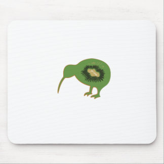 kiwi del nz del kiwi tapete de ratones
