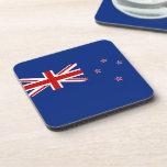 Kiwi Flag Coaster