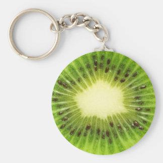 Kiwi fresco llavero personalizado