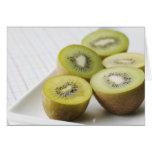 Kiwi fruit cards