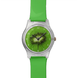 Kiwi Fruit Fresh Slice - Watch